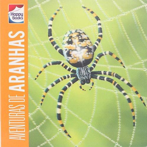 Aventuras de Aranhas - Animais Perigosos