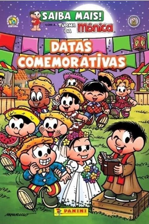 Turma da Mônica - Datas Comemorativas