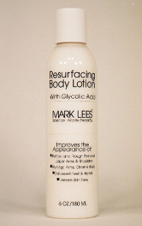 Resurfacing Body Lotion - 6 oz.