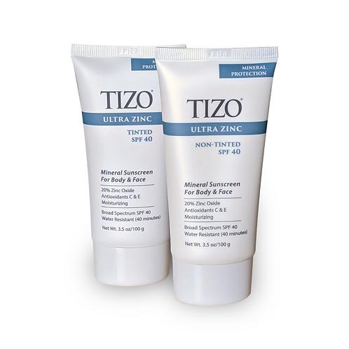 Tizo Ultra Zinc SPF 40 - 3.5 oz.