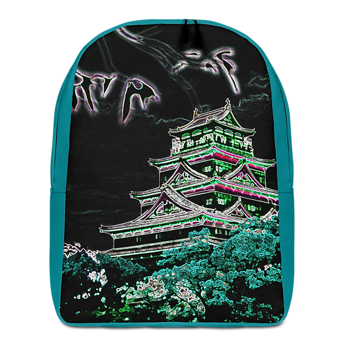 Savage Axis Backpack Japanese Temple Teal