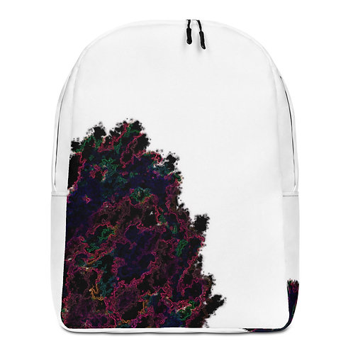 Savage Axis Backpack Cluster White