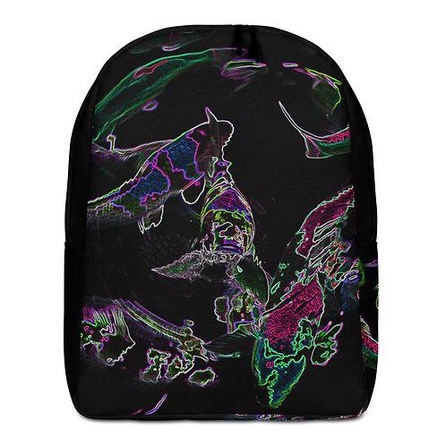 Savage Axis Backpack Japanese Carp Black