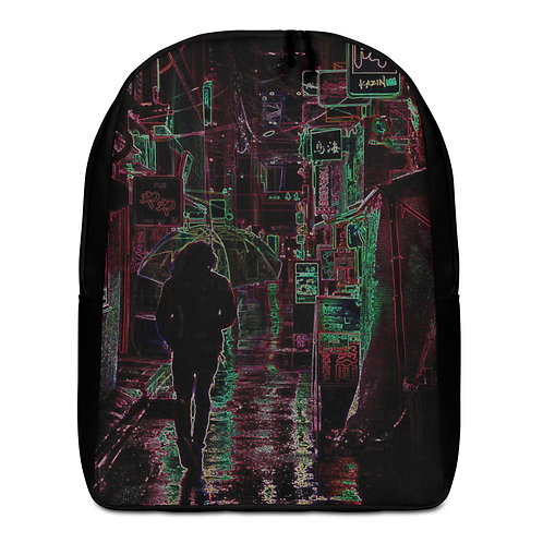 Savage Axis Backpack Japanese Streets Black