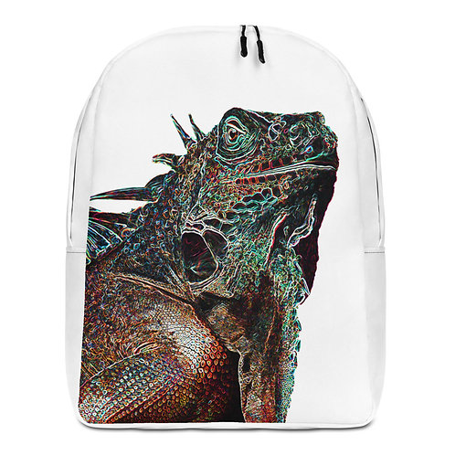 Savage Axis Backpack Lizard White
