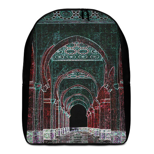 Savage Axis Backpack Moroccan Pillars Black