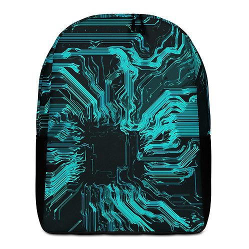 Savage Axis Backpack Organic Circuit Teal