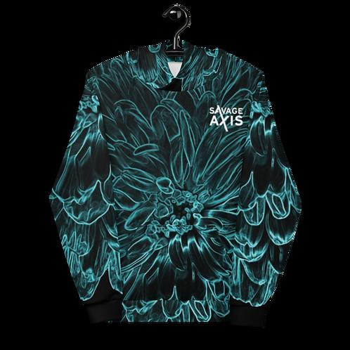 Savage Axis Hoodie Chrysanthemum Teal