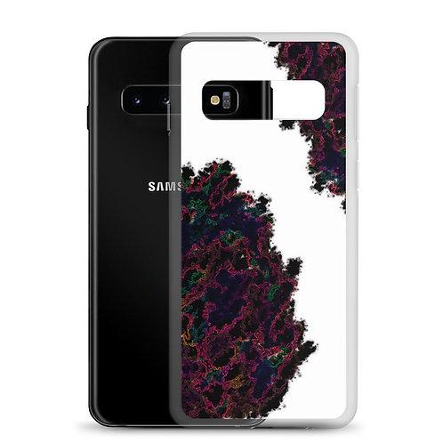 Samsung Case Cluster White