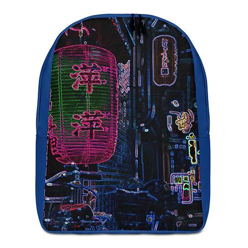Savage Axis Backpack Japanese Lantern Blue