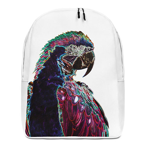 Savage Axis Backpack Macaw White
