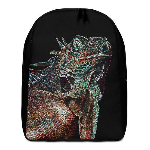 Savage Axis Backpack Lizard Black
