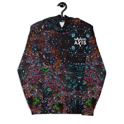 Savage Axis Hoodie Space Cluster