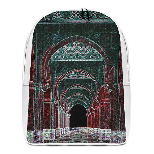 Savage Axis Backpack Moroccan Pillars White