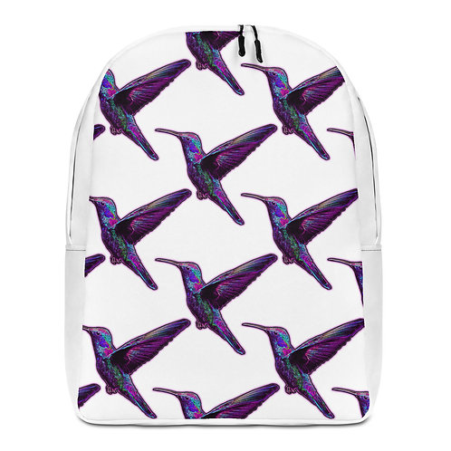 Savage Axis Backpack Humming Bird Overload White
