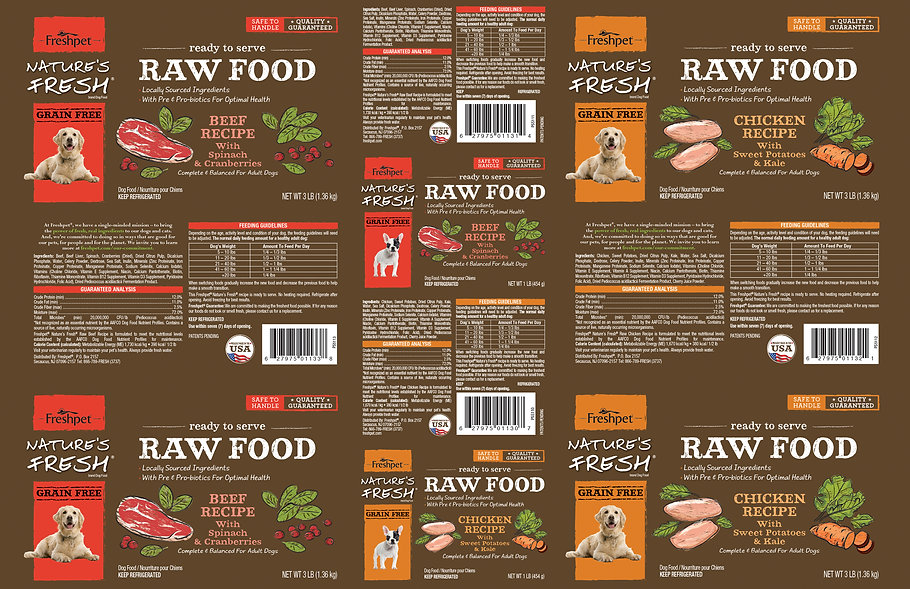 Nature's Fresh Raw Food