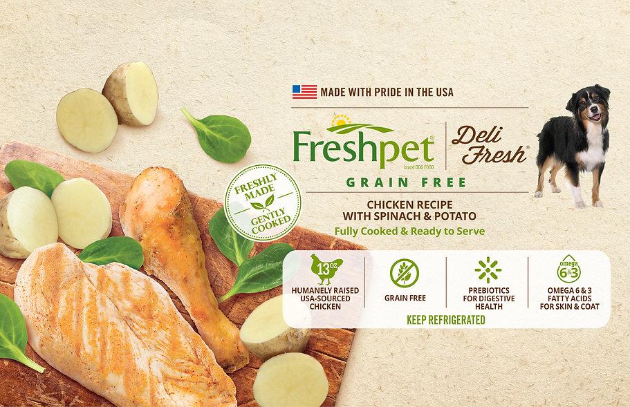 Freshpet Deli Fresh