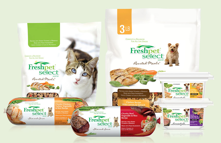 Freshpet Select, pet food, refrigerated pet food