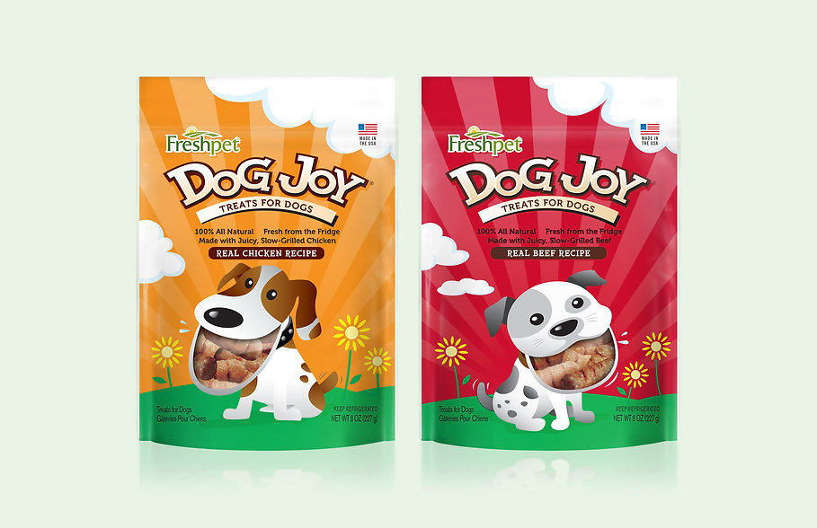 Freshpet Dog Joy Treats
