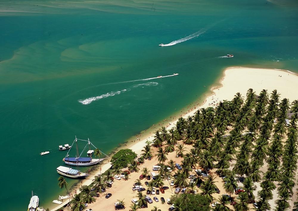 Praia do Gunga Maceió