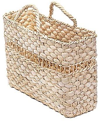 sacola de palha ornate