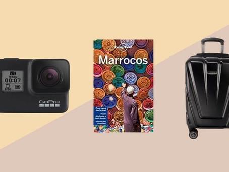 30 Melhores Presentes Para Quem Gosta de Viajar 2021