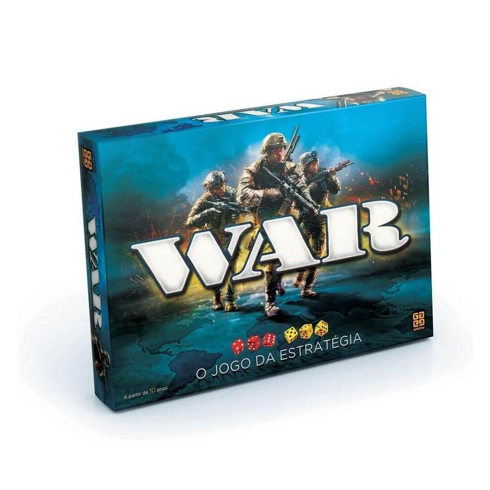 Jogo War Grow mais vendidos Prime Day 2021