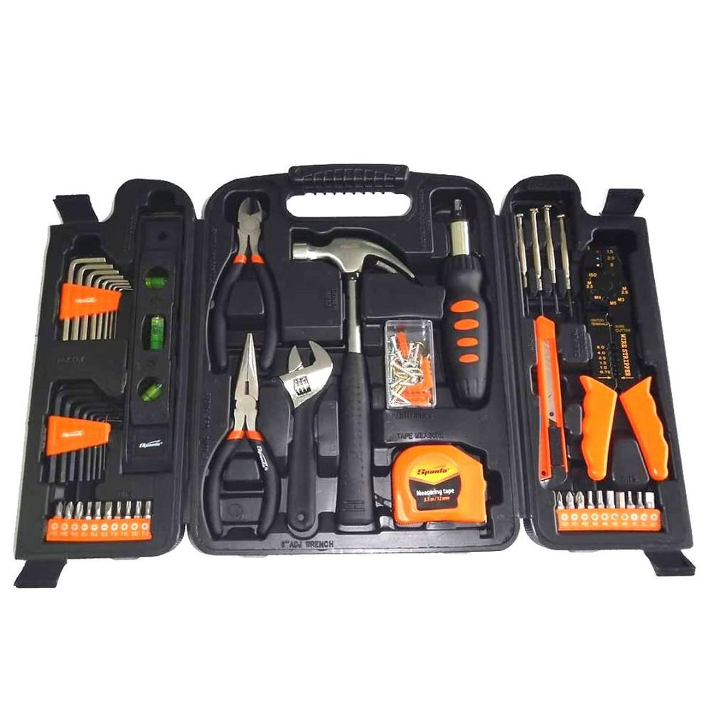 maleta kit de ferramentas  de presente até R$100