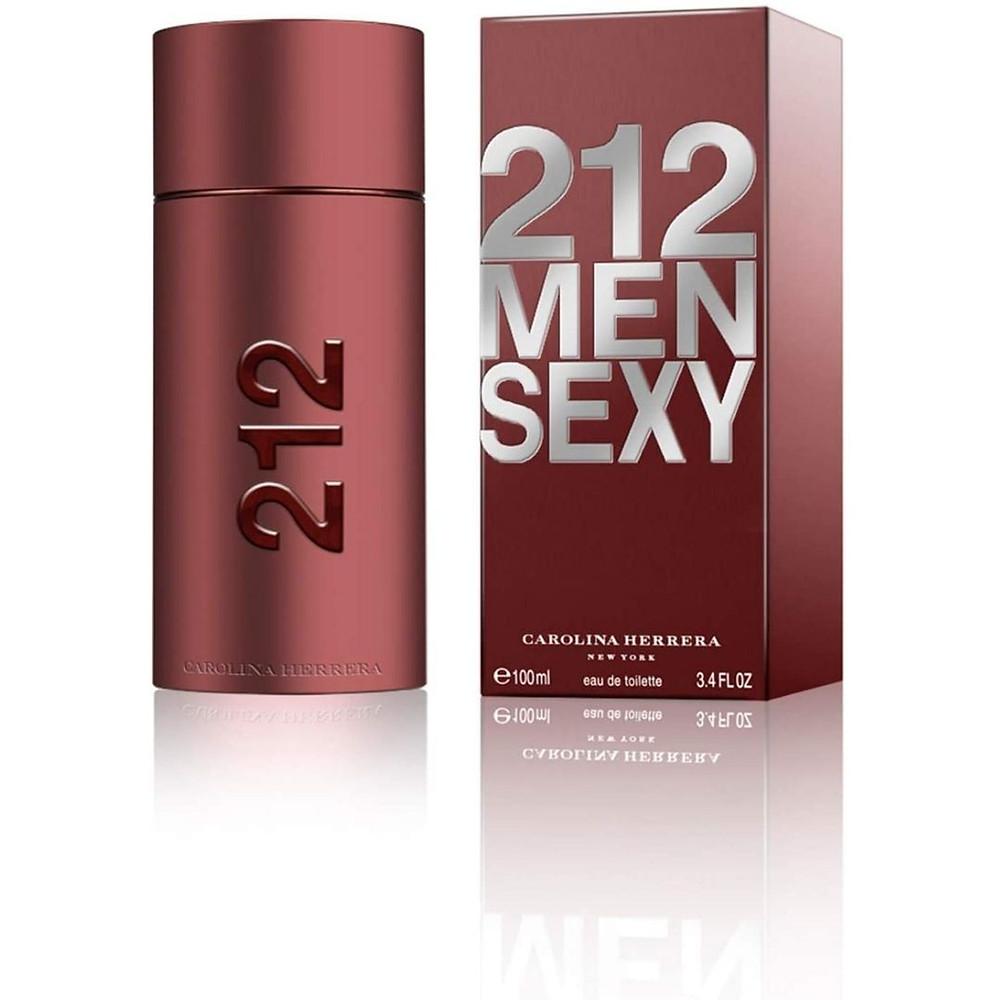 Perfume Masculino Carolina Herrera 212 Sexy Men