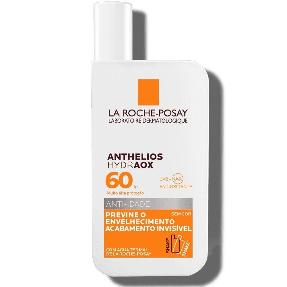 Anthelios Hydraox  La Roche FPS 60 Protetor Solar Anti-Idade