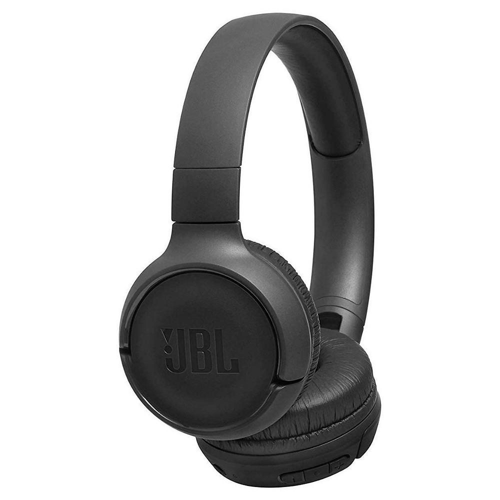 Fone de Ouvido on Ear Bluetooth JBL preto
