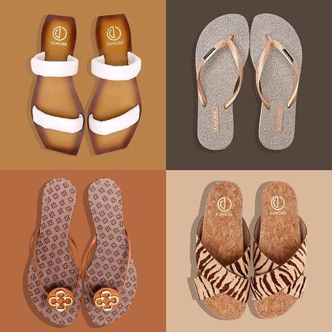 Melhores chinelos para praia