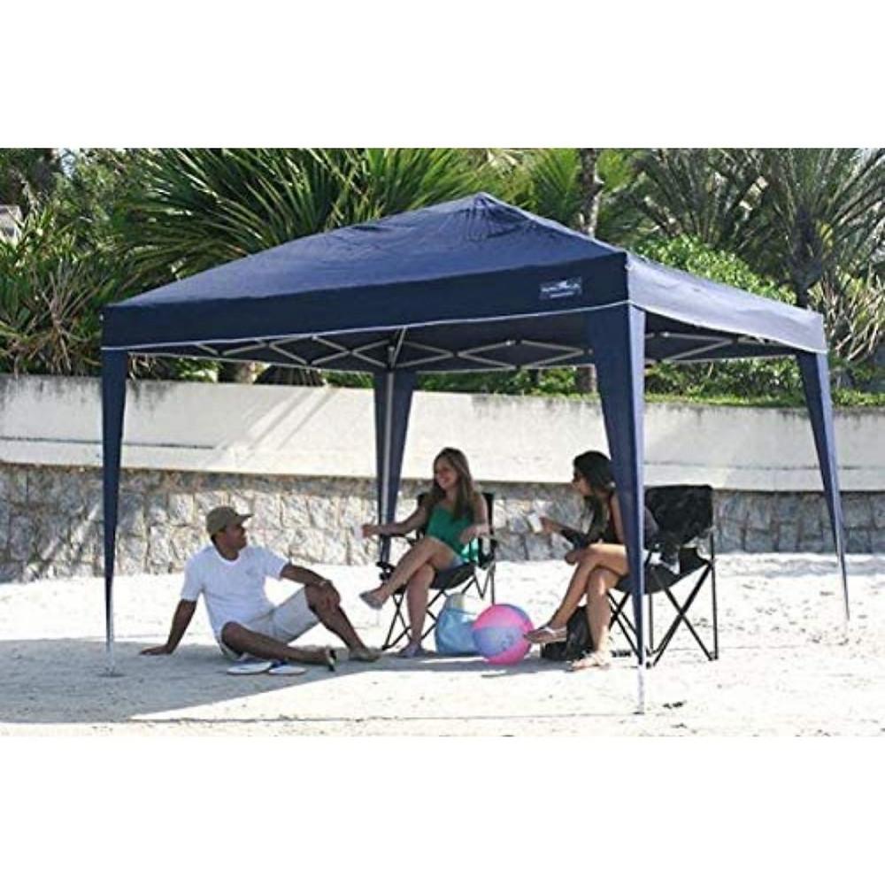 Tenda de praia reforçada articulada