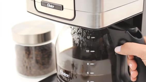 capacidade da jarra de cafeteira elétrica