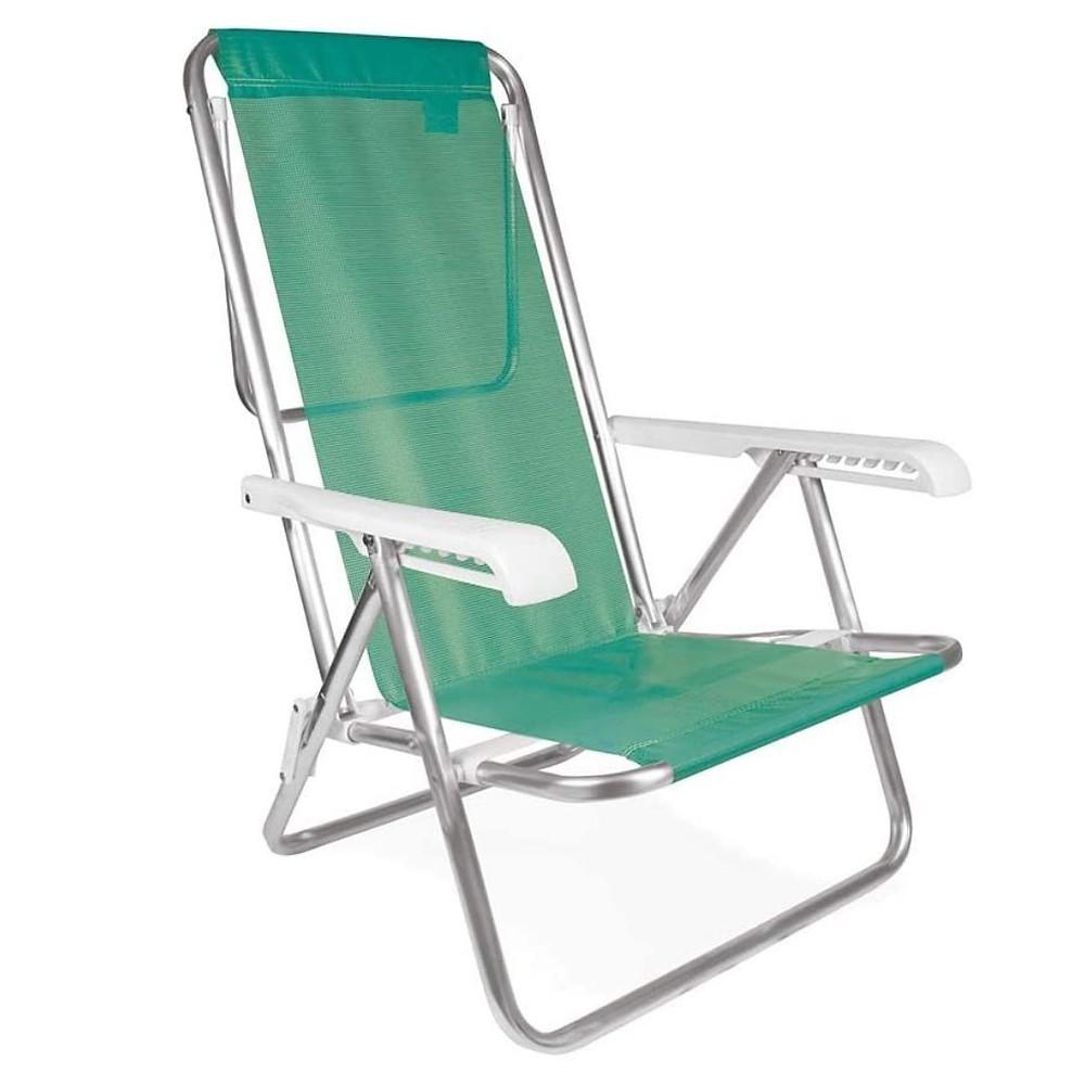 Cadeira de praia 8 posições