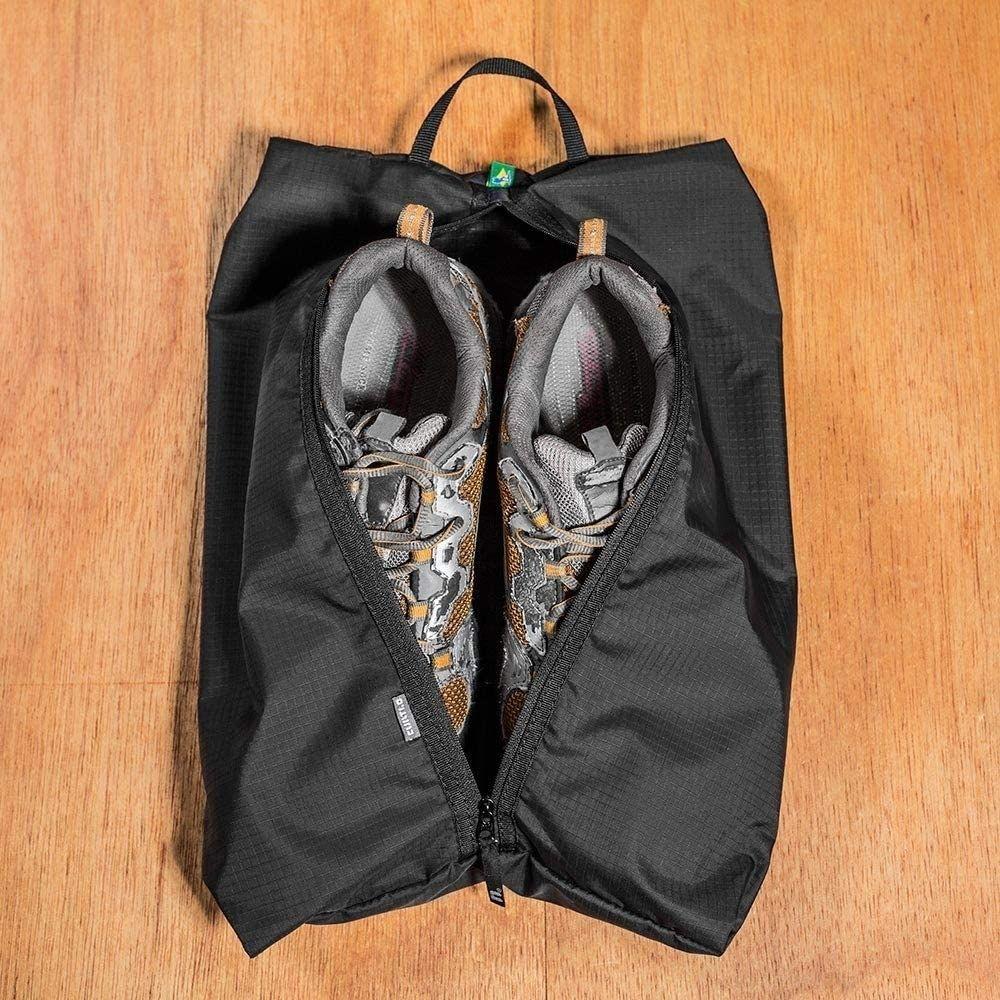 Organizador De Calçados Shoe Bag Curtlo Unissex U Preto