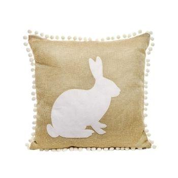 Almofada de coelho para a Páscoa