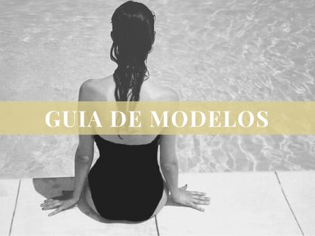 Guia de Modelos Clássicos de Moda Praia