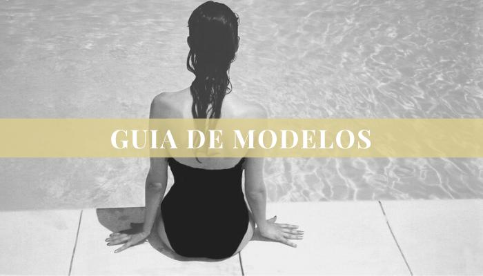Guia de modelos moda praia Salgar