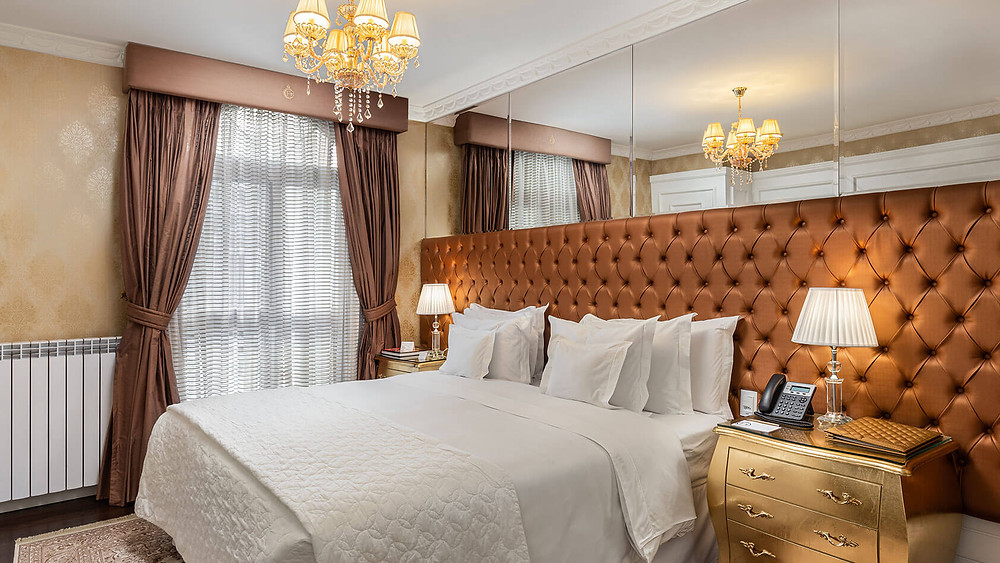 Suíte Colline Hotel Colline de France