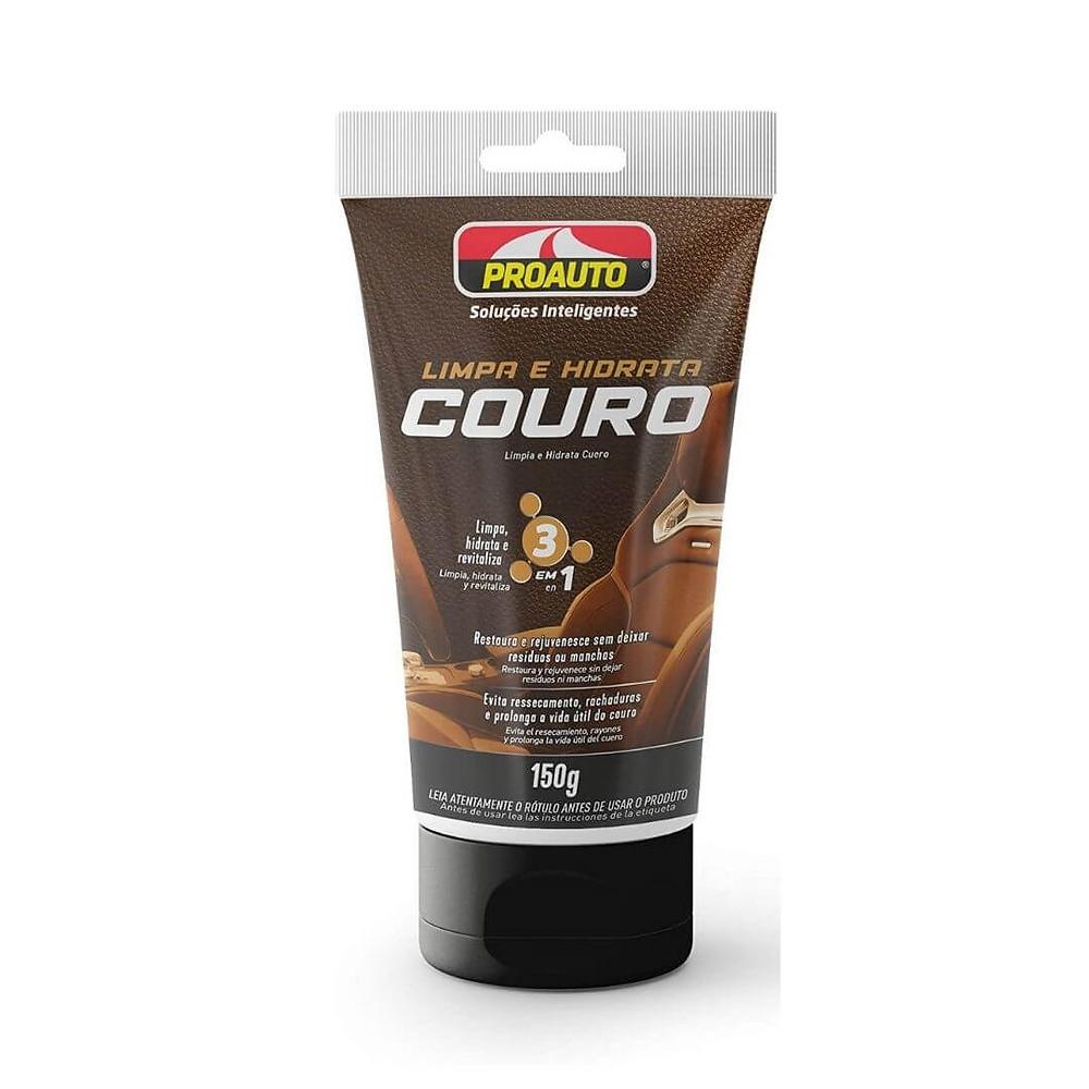 Limpa e Hidrata Couro Proauto oferta prime day