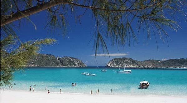Praia do Farol Cabo Frio