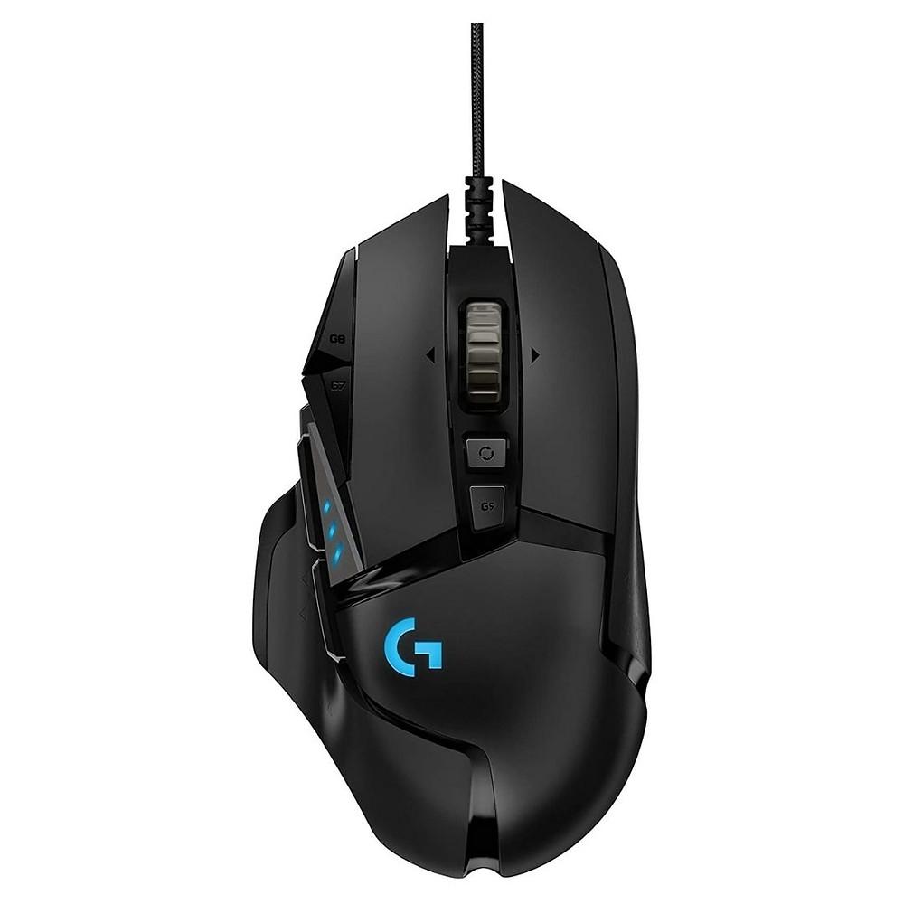 Mouse Gamer RGB Logitech G502 HERO