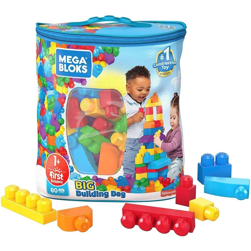 DCH63, Mega Bloks Sacola de 80 Blocos Matel