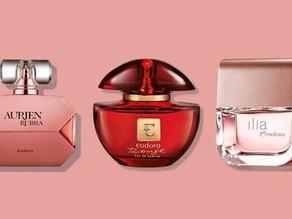 10 Melhores Perfumes Femininos Nacionais 2021
