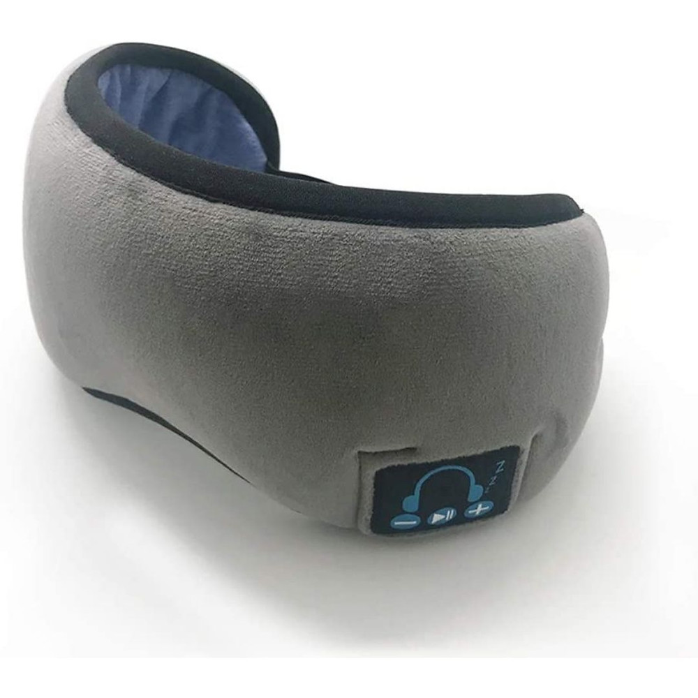 Máscara Para Dormir Com Fone de presente até R$100