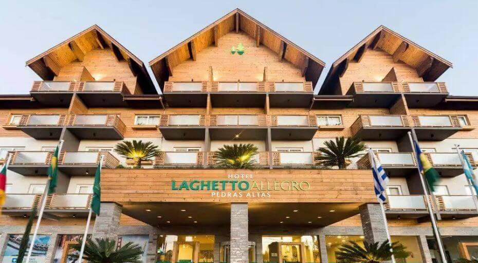 Hotel Laghetto Allegro Pedras Altas Gramado