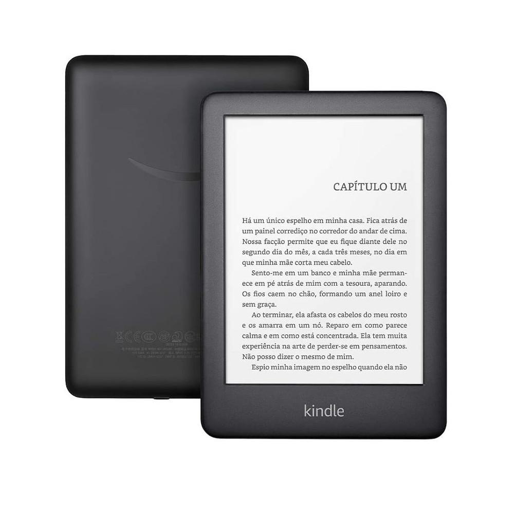 Kindle 10a. geração de presente para Dia das Mães
