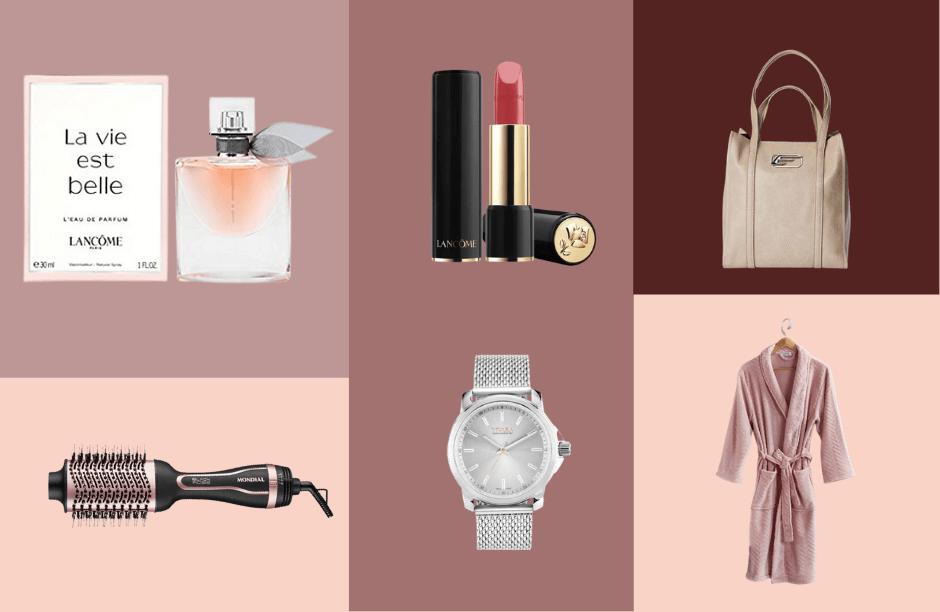 Presentes para mulheres: sugestões incríveis que elas vão amar