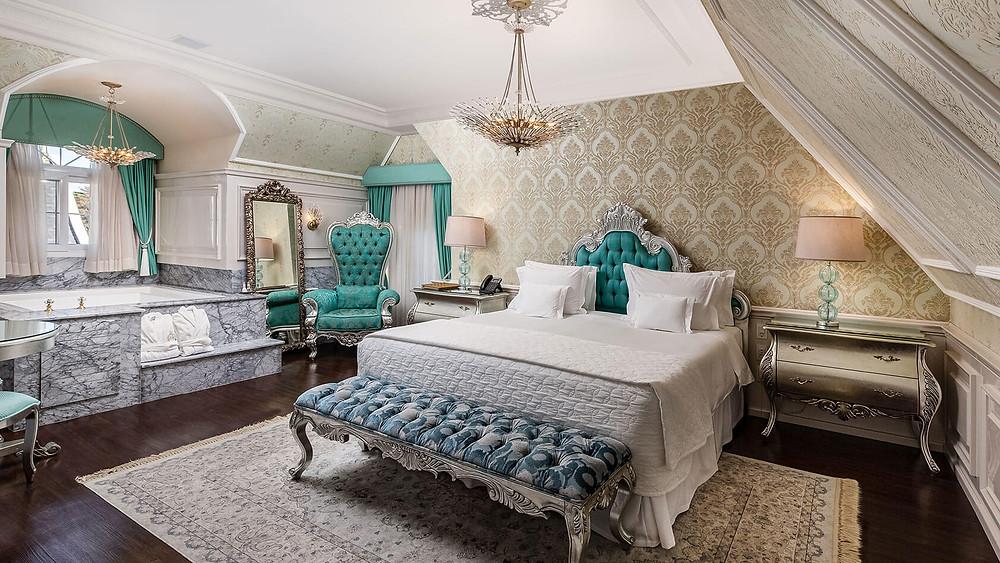 Suíte imperial Hotel Colline de France